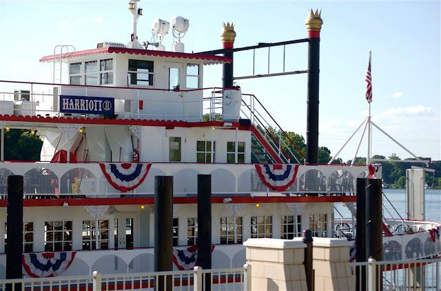 Harriott ii riverboat cruises montgomery