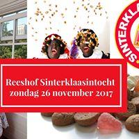 Sinterklaasintocht Reeshof 2017