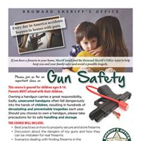 BSO Gun Safety for Children