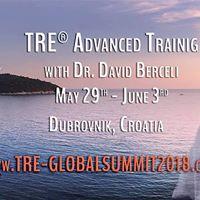 TRE Advanced Training with Dr. David Berceli 5-days- Dubrovnik