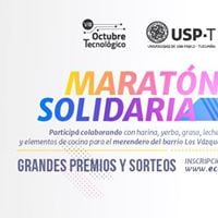 Carrera Solidaria Universidad San Pablo - Tucuman (2 y 8 Km)
