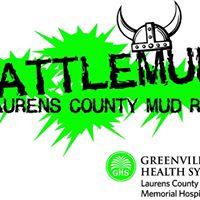 Battelmud Laurens County Mud Run