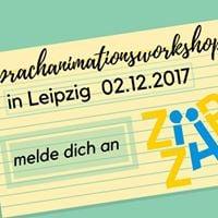 Zip Zap Sprachanimation