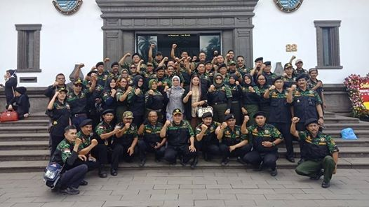 PelantikanPengukuhan&Penyematan PengurusRayon&Dewan Penasehat