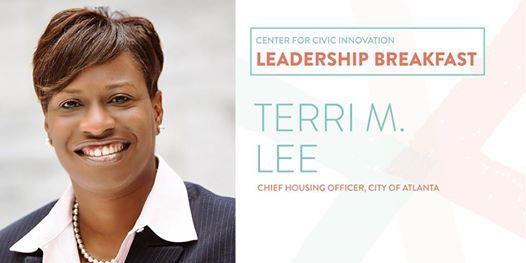 Leadership Breakfast Terri M. Lee