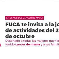 FUCA - Jornada para pacientes del 23 al 26 de octubre