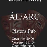 Savaria Slam Poetry - lArc