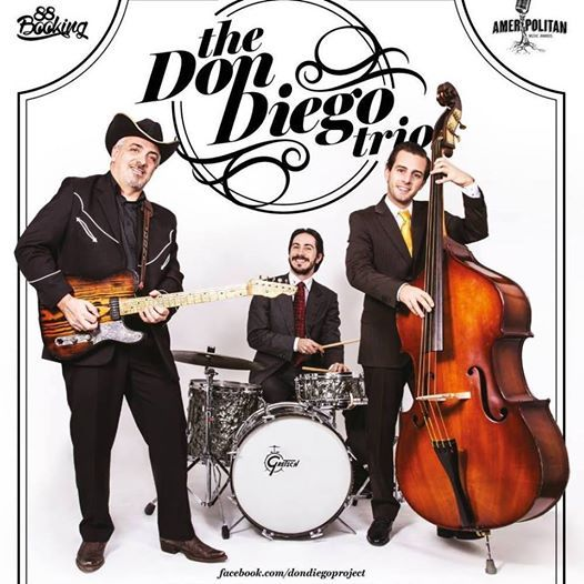 Don Diego Trio (IT Rock n Roll)
