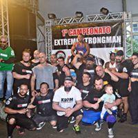 2 Campeonato Extreme Strongman