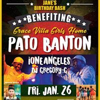 Pato Bantons Reggae Benefit for Grace Villa Girls Home