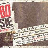 Jambolassie - The Original Back In Times Fete