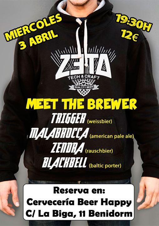 Zeta - Meet The Brewer