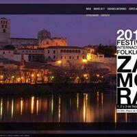 Festival Internacional de Folklore de Zamora. 2017