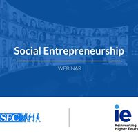 Webinar Social Entrepreneurship