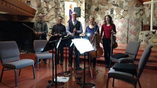 Grenadilla Clarinet Quintet - Carmel