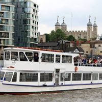 Thames Sunday Evening Cruise  11th June 2017