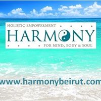 Harmony, holistic empowerment for mind, body & soul
