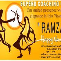 RAMzAT 2017 - A navaratri celebration by superb coaching class