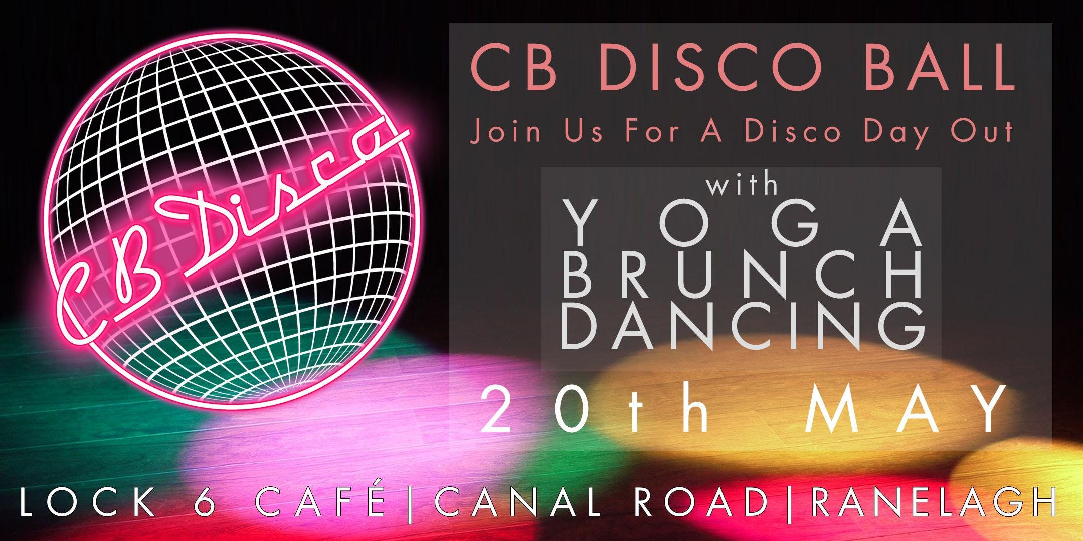 CB Disco Ball 1  Dublin