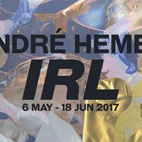 Opening &amp Artist Tour Andr Hemer IRL