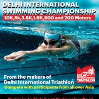 Delhi International Swimming Championship 2017( DISC 17)