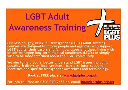 LGBT Adult Awareness Training