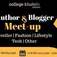 Author &amp Blogger Meetup