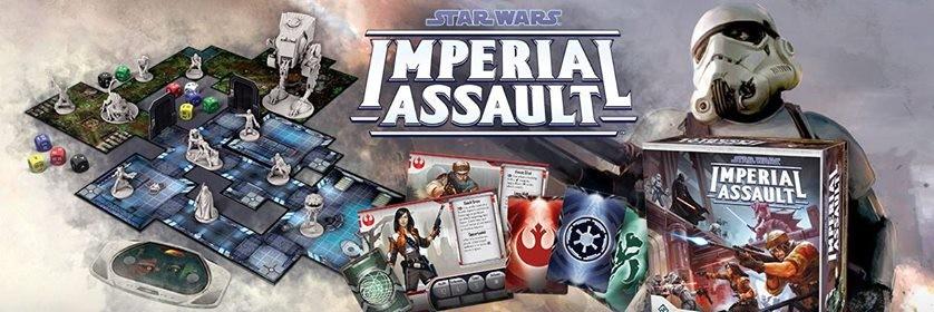 Star Wars Imperial Assault Skirmish Tournament