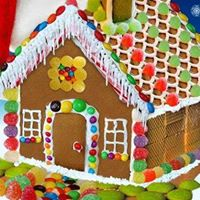Sip &amp Create A 21 Holiday Gingerbread Workshop