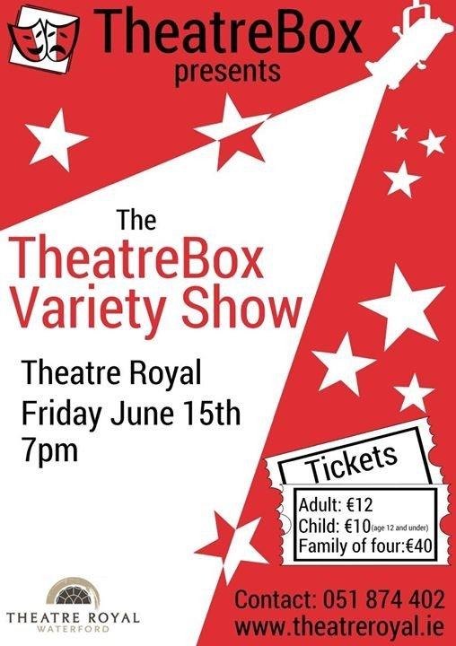 Theatre Box Variety Show