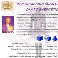 Armonizacin Cuntica del Campo Energtico