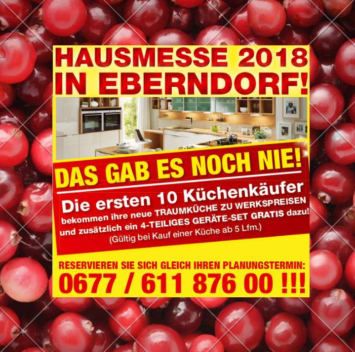 Josefimarkt Hausmesse In Eberndorf At Dan Küchen Eberndorf