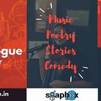 The Monologue - Gandhinagar  Stories Music Poems Comedy