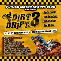 Dirt Drift Round 3