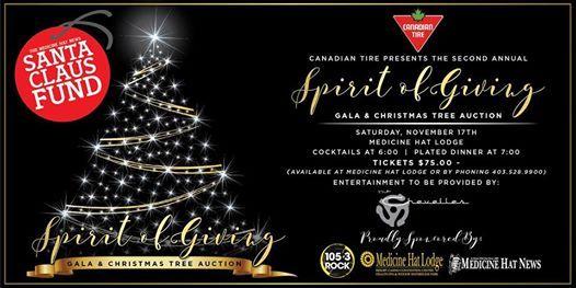 Spirit of Giving Gala