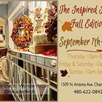 Highland Yard Present &quotThe Inspired Home - Fall Edition&quot