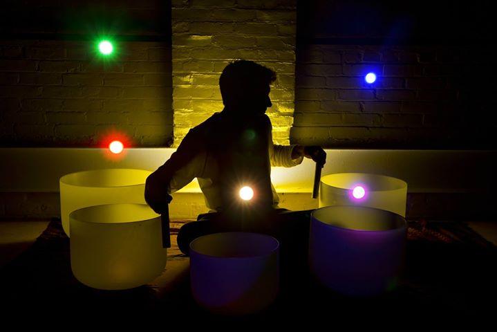 Providence New Moon Sound Bath