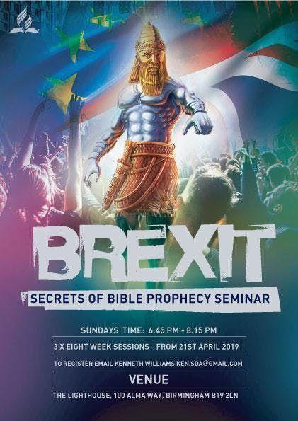 Secrets of Bible Prohpecy Seminar