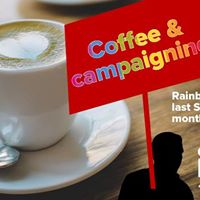 Coffee and Campaigning