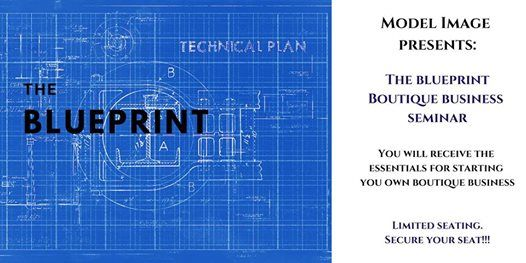 The Blueprint - Boutique Business Seminar