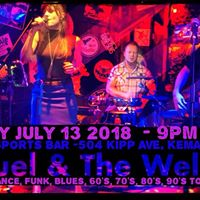 Raquel &amp The Welches - Live  Zone 504 Sports Bar