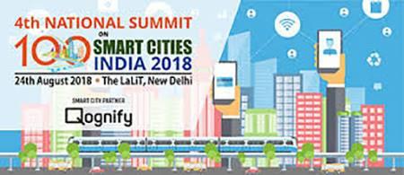 National Summit on 100 Smart Cities India 2018