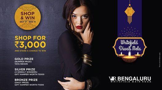 VR Bengaluru Diwali Shop & Win