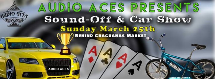 Audio Aces Sound Off And Car Show At Market Street Chaguanas Chaguanas - Market street car show