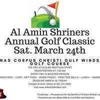 Al Amin Shriners Golf Classic