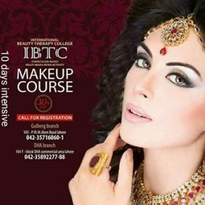 30% Off 10 days Master Make up course.