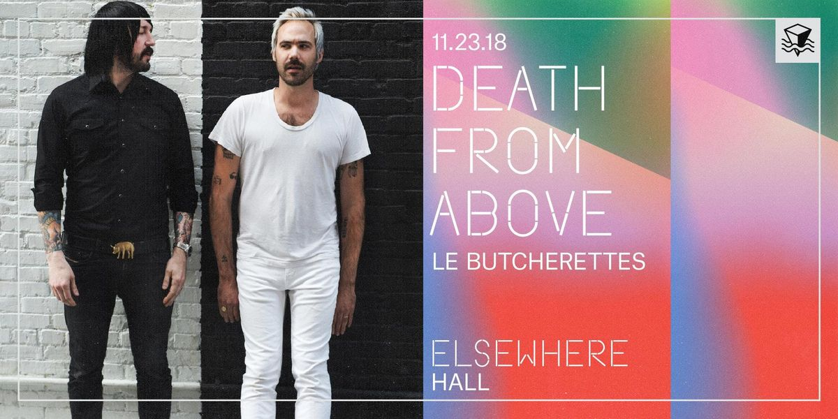 Death From Above  Elsewhere (Hall)