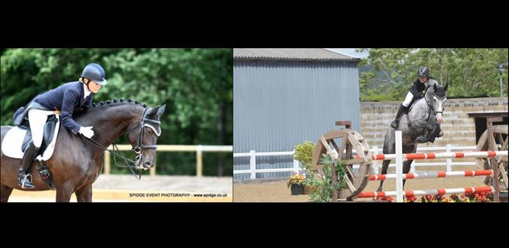 Combined Training Clinic with Jane Randall and Charly Edwards
