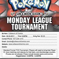 PokeMonday Tournament