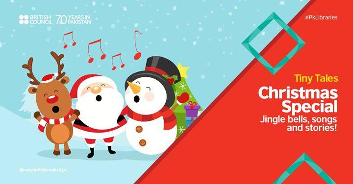 Tiny Tales Christmas Special
